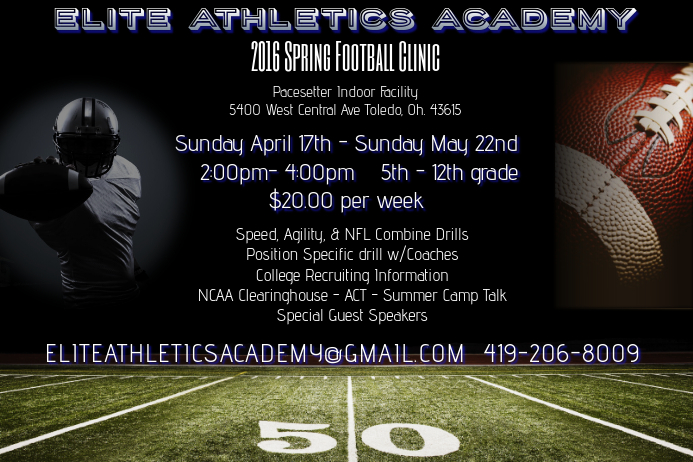Youth Football Clinic