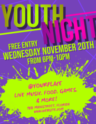 YOUTH NIGHT