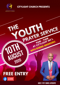 youth prayer service
