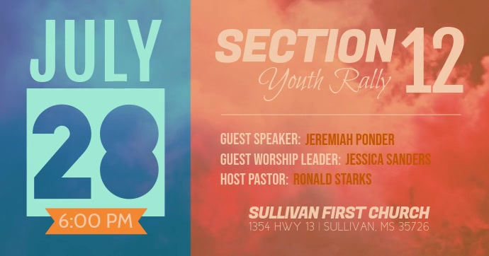 Youth Rally