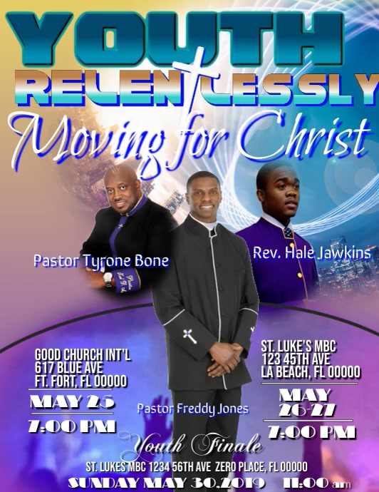 Youth Relentless Revival