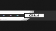 youtube banner by belkacem designer template