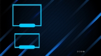 YOUTUBE CHANNEL ART Twitch Banner template