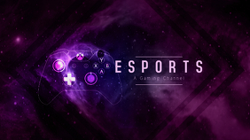Gaming YouTube Channel Cover Photo Templates | PosterMyWall