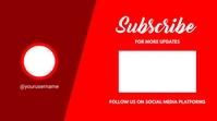 YOUTUBE COVER Isithombe Sekhava Yeshaneli ye-YouTube template