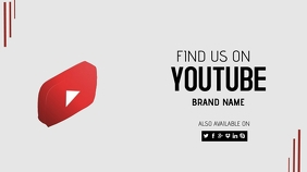 youtube cover thumbnail template