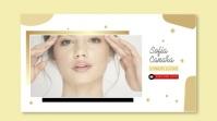 Youtube Intro Beauty Affichage numérique (16:9) template