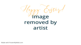 youtube thumbnail easter template