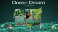 Youtube thumbnail/facebook video/ocean/sea