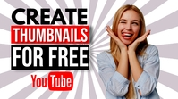 YouTube Thumbnail for More Clicks on Videos template