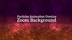 Zoom Background Design Template Digital Display Ekran reklamowy (16:9)