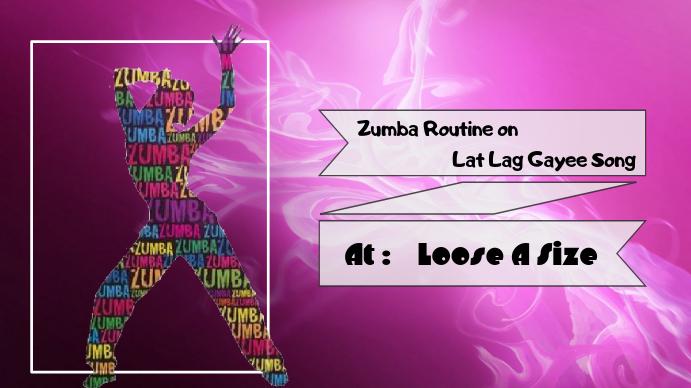 Zumba Background