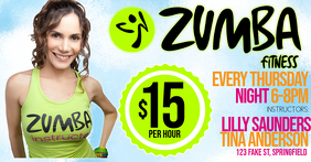 Zumba Facebook Event Cover