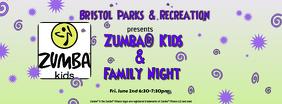 Zumba Family Night FB Cover