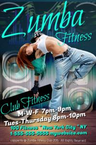 Zumba Fitness Club