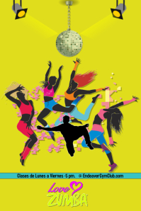 Zumba Fitness/zumba Class/Gym/Beach party/ Dance