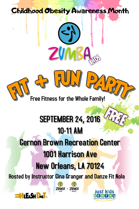 Zumba Flyer Template Postermywall